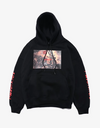 Freedom x Hope Oversized Hoodie Hoodies Black M Streetwear Nova