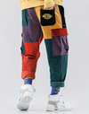 """High-T"" Corduroy Trousers"
