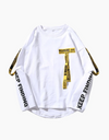 [Limited Edition] V/Made Long Sleeve Shirt - White Shirts White L Streetwear Nova
