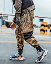 """Lock and Load V2"" Camo Cargo Joggers"