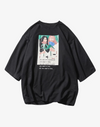 """Love"" Oversized T-Shirt Shirts black US M Streetwear Nova"