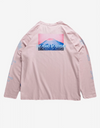 Peaks of Fujisan Long Sleeve T-Shirt Shirts Streetwear Nova