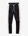 Retro v1 Distressed Jeans Pants black 30 Streetwear Nova