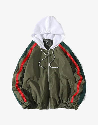 Undefeated Outerwear Green US XXS Streetwear Nova