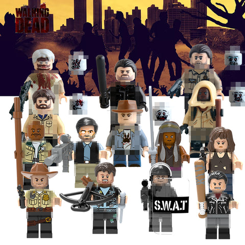 TWD Building Block Figures