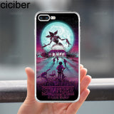 Stranger Things Phone Cases for Iphones