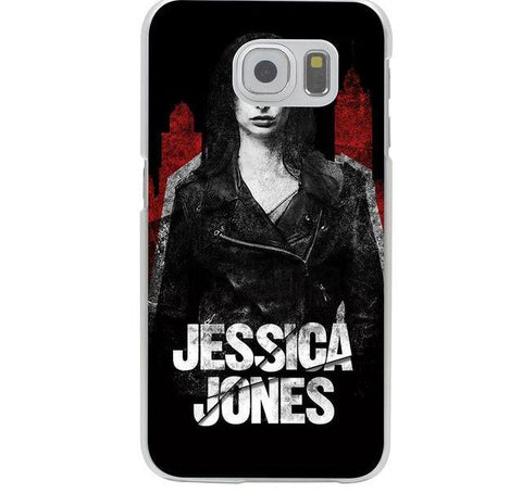 Marvel's Jessica Jones Cover Case for Samsung Galaxy S Series