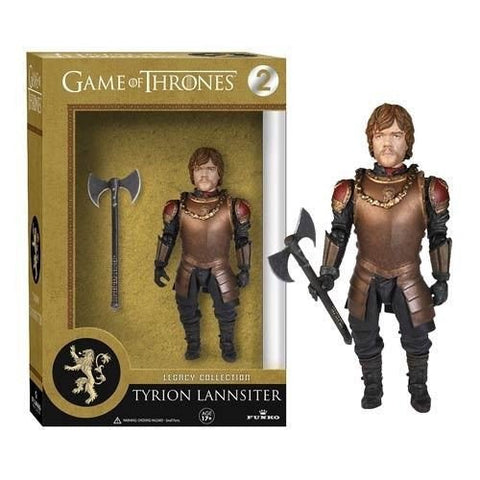 GOT Tyrion Lannister Collectible Action Figure