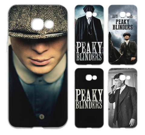 Peaky Blinders Soft Case Cover for Samsung A Series