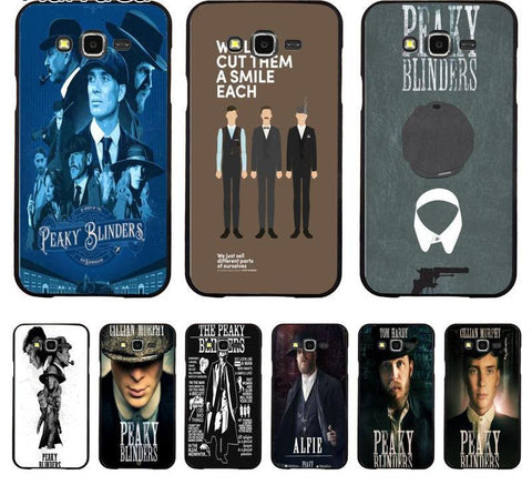 Peaky Blinders Phone case for Samsung J and Note Series