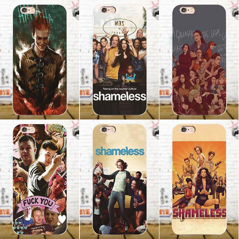 Shameless Phone Case For iPhones and LG