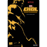 Marvel's Luke Cage Canvas Poster