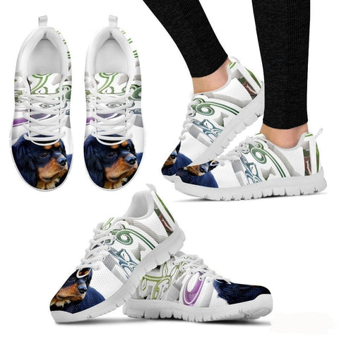 Cavalier King Charles Dog-Running Shoes For Women-Free Shipping