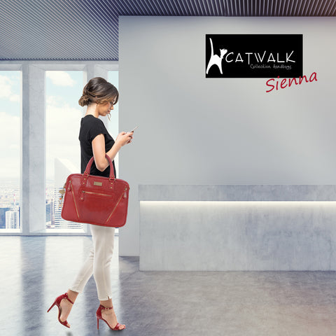 Catwalk Collection Sienna Work Bag