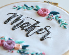 Maker Embroidery Kit with Embroidery Class