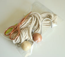 Macrame Keychain Kit - With 4 Video Lessons