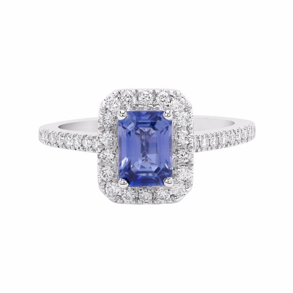 Luxe Sapphire Ring Collection