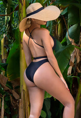 Taryn One Piece - Black