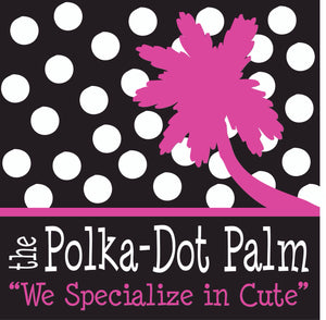 The Polka-Dot Palm