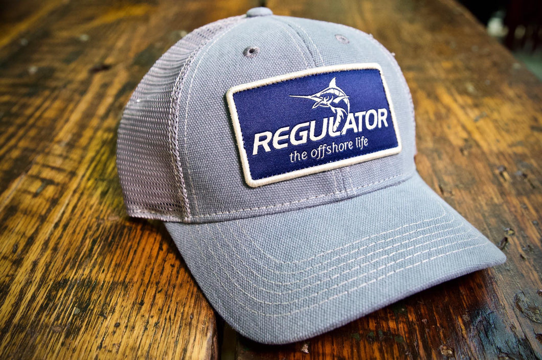 Regulator Marine Trucker Hat