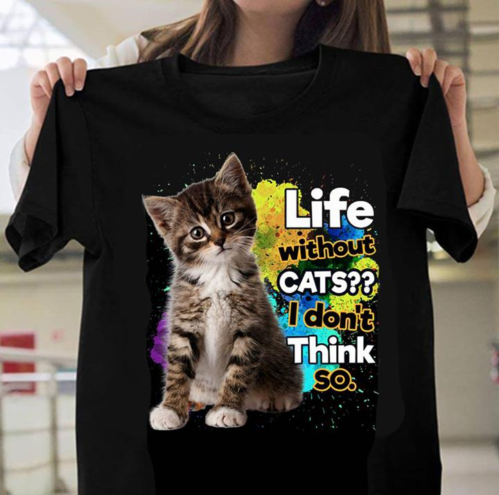 Cat T-shirt ds090