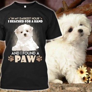 Dog T-shirt ds093