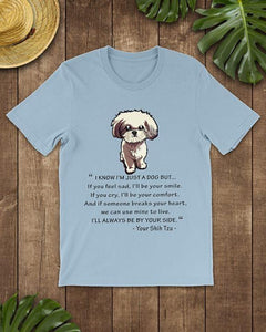 Shih Tzu T-shirt ds031