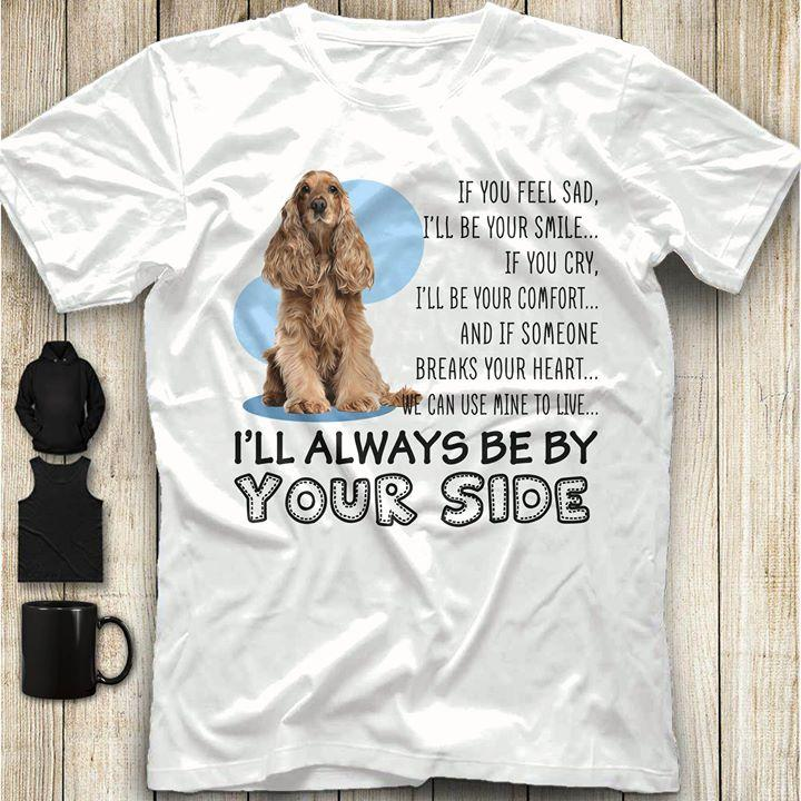 Cocker Spaniel T-shirt ds006