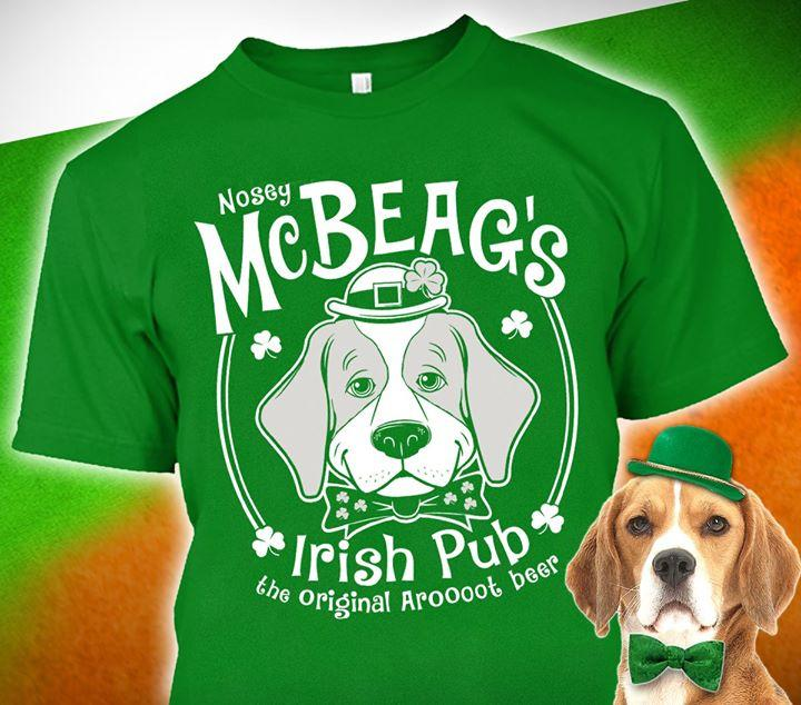 Beagle T-shirt ds028