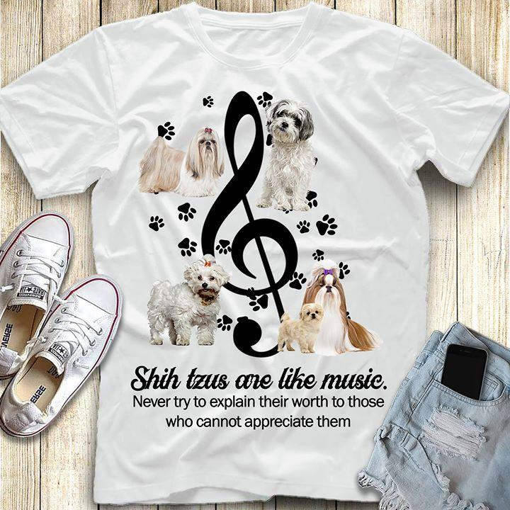 Shih Tzu T-shirt ds033