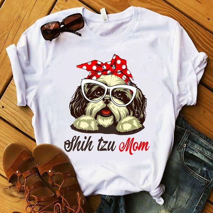 Shih Tzu T-shirt ds006