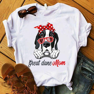 Great Dane T-shirt ds022