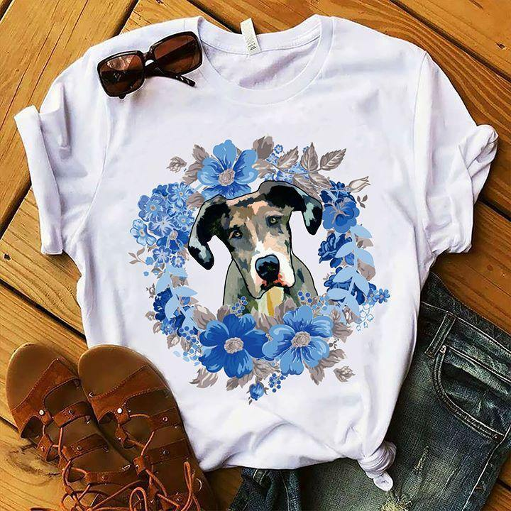 Great Dane T-shirt ds025