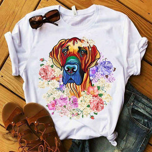 Great Dane T-shirt ds024