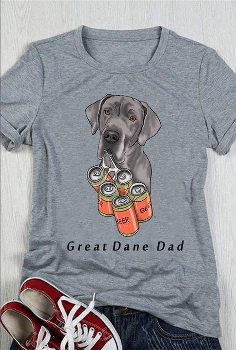 Great Dane T-shirt ds002