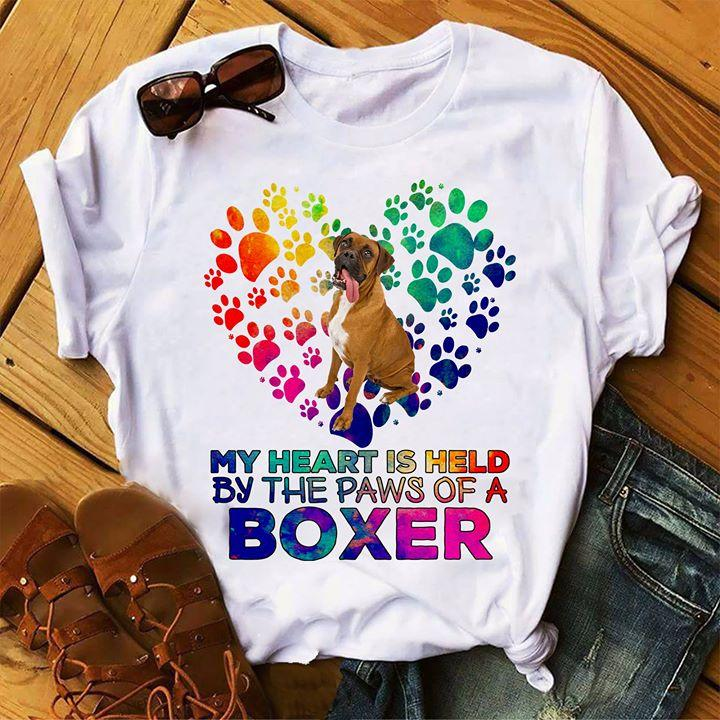 Boxer T-shirt ds032