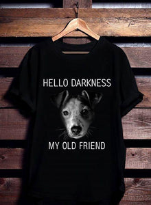 Jack Russell T-shirt ds007