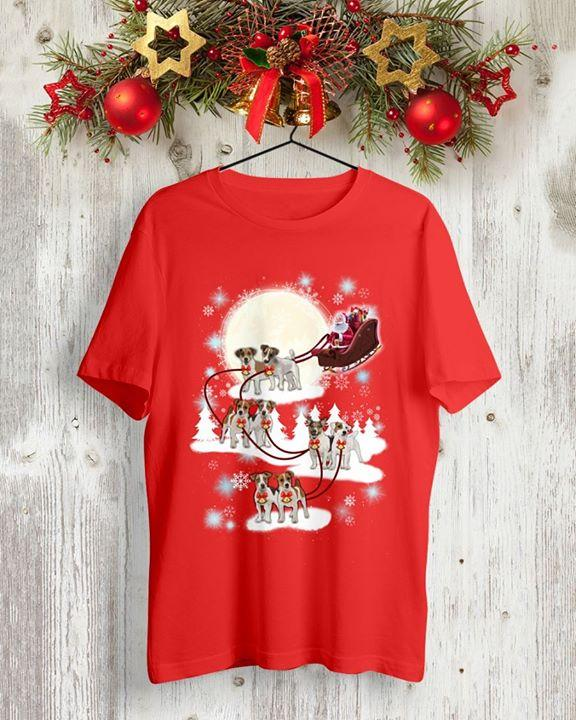 Jack Russell T-shirt ds013