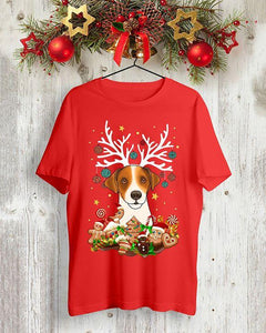 Jack Russell T-shirt ds010
