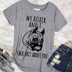 Boxer T-shirt ds052