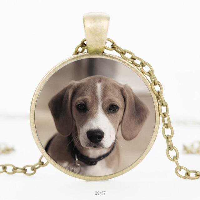 CUSTOMIZED DOG LOVER PENDANT™ FOR WINNERS