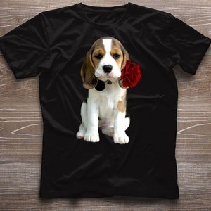 Beagle T-shirt ds032