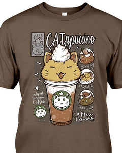 Cat T-shirt ds026