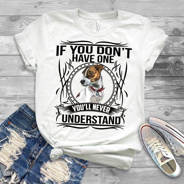 Jack Russell T-shirt ds031