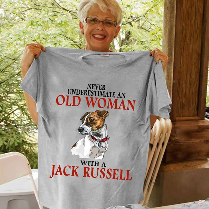 Jack Russell T-shirt ds024