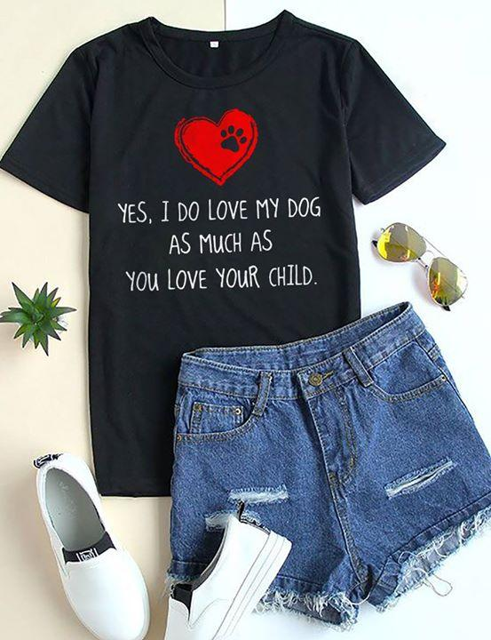 Dog T-shirt ds097