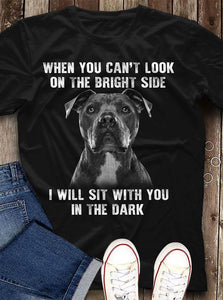 Pitbull T-shirt ds010