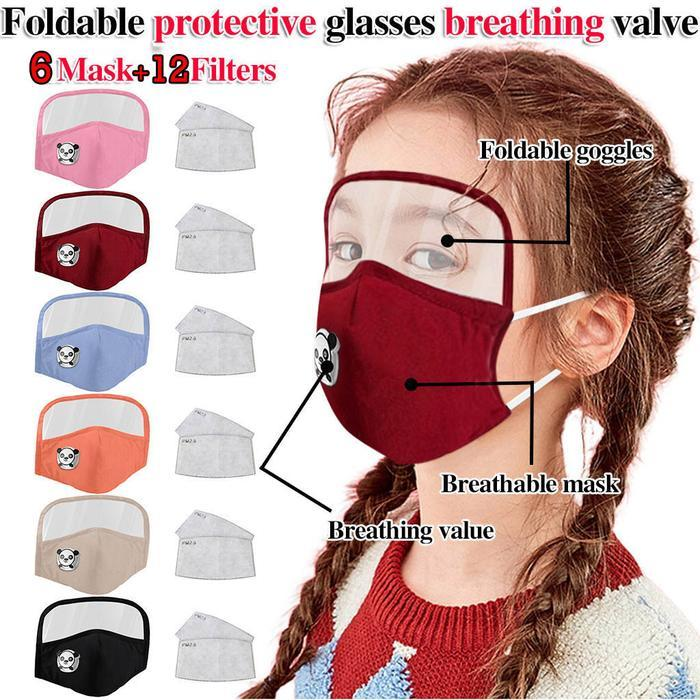 Wholesale Dustproof Face Protective Child Mask