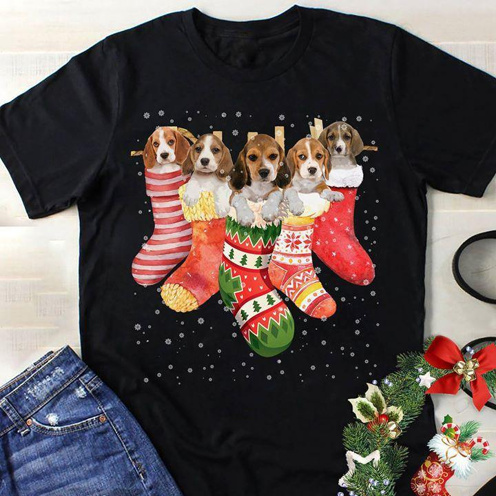 Beagle T-shirt ds001