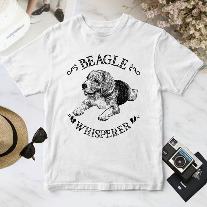 Beagle T-shirt ds002